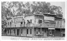amp005210 - Knott's Berry Farm, Ghost Town, California, CA, USA Postcard