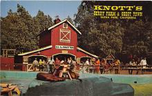 amp005211 - Knott's Berry Farm, Buena Park, California, CA, USA Postcard