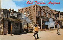 amp005212 - Old Tucson, Arizona, AZ, USA Postcard