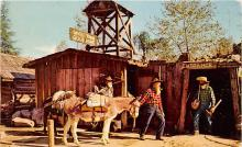 amp005228 - Knott's Berry Farm, Buena Park, California, CA, USA Postcard