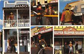 amp005229 - Universal Studios, California, CA, USA Postcard