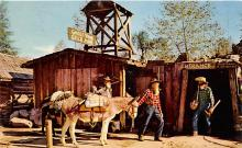 amp005230 - Knott's Berry Farm, Buena Park, California, CA, USA Postcard