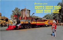 amp005232 - Knott's Berry Farm, Buena Park, California, CA, USA Postcard