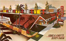 amp005233 - Buena Park, California, CA, USA Postcard