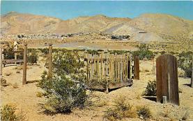 amp005238 - Darwin, California, CA, USA Postcard