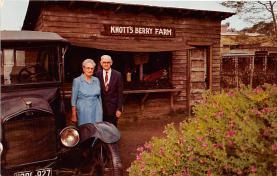 amp005239 - Knott's Berry Farm, Ghost Town, California, CA, USA Postcard
