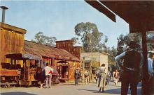 amp005250 - Knott's Berry Farm, Buena Park, California, CA, USA Postcard