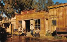 amp005259 - Knott's Berry Farm, Ghost Town, California, CA, USA Postcard