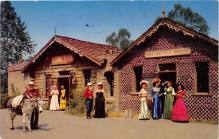 amp005265 - Knott's Berry Farm, Ghost Town, California, CA, USA Postcard