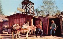 amp005266 - Knott's Berry Farm, Buena Park, California, CA, USA Postcard