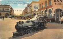 amp005292 - Vencie, California, CA, USA Postcard