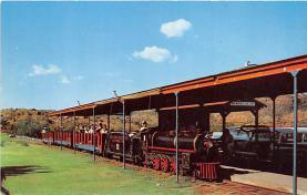 amp005295 - Canyon, Amarillo Texas, TX, USA Postcard