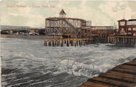 amp005324 - Ocean Park, California, CA, USA Postcard