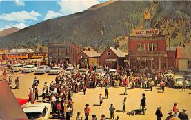 amp006012 - Silverton, Colorado, CO, USA Postcard