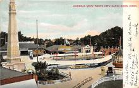 amp007117 - Savin Rock, Connecticut, CT, USA Postcard