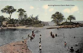 amp007118 - Savin Rock, Connecticut, CT, USA Postcard