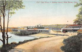 amp007127 - West Haven, Connecticut, CT, USA Postcard