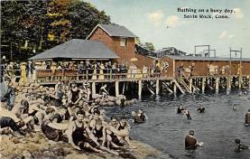 amp007133 - Savin Rock, Connecticut, CT, USA Postcard