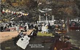 amp007136 - Savin Rock, Connecticut, CT, USA Postcard
