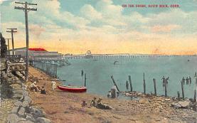 amp007143 - Savin Rock, Connecticut, CT, USA Postcard