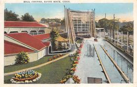 amp007146 - Savin Rock, Connecticut, CT, USA Postcard