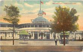 amp007149 - Savin Rock, Connecticut, CT, USA Postcard