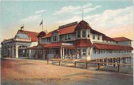 amp007151 - Savin Rock, Connecticut, CT, USA Postcard