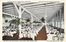amp007155 - Main Dining Room 700, Savin Rock, West Haven, Connecticut, CT, USA Postcard