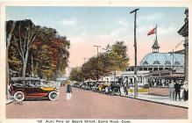 amp007166 - Savin Rock, Connecticut, CT, USA Postcard
