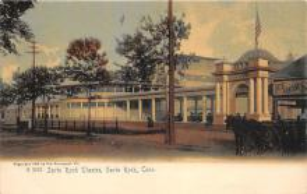 amp007169 - Savin Rock, Connecticut, CT, USA Postcard