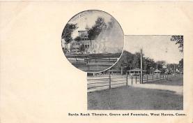 amp007177 - West Haven, Connecticut, CT, USA Postcard