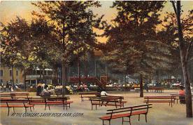 amp007181 - Savin Rock Park, Connecticut, CT, USA Postcard