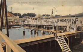 amp007189 - Savin Rock, Connecticut, CT, USA Postcard
