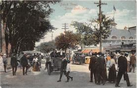 amp007192 - Savin Rock, Connecticut, CT, USA Postcard