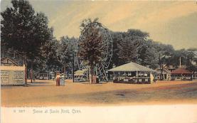 amp007193 - Savin Rock, Connecticut, CT, USA Postcard