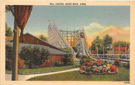 amp007195 - Savin Rock, Connecticut, CT, USA Postcard