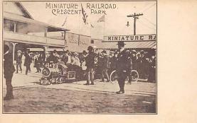 amp007196 - Crescent Park Postcard