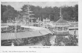 amp007208 - Savin Rock, Connecticut, CT, USA Postcard