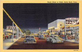 amp007212 - Savin Rock, Connecticut, CT, USA Postcard