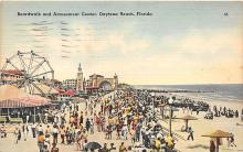 amp009039 - Daytona Beach, Florida, FL, USA Postcard