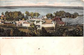 amp013019 - Peoria, Illinois, IL, USA Postcard