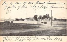 amp015007 - Cedar Rapids, Iowa, IA, USA Postcard