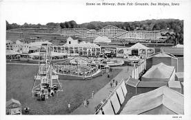 amp015008 - Des Moines, Iowa, IA, USA Postcard