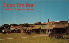 amp016004 - Dodge City, Kansas, KS, USA Postcard
