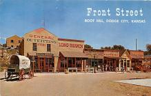 amp016012 - Dodge City, Kansas, KS, USA Postcard