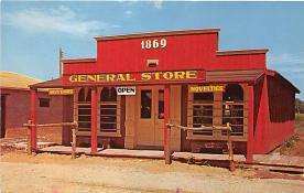 amp016016 - General Store Postcard