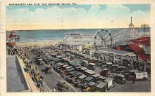 amp019003 - Old Orchard Beach, Maine, ME, USA Postcard