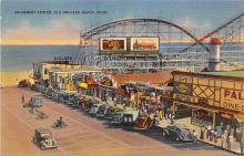 amp019005 - Old Orchard Beach, Maine, ME, USA Postcard
