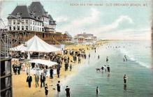 amp019010 - Old Orchard Beach, Maine, ME, USA Postcard