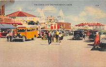 amp019012 - Old Orchard Beach, Maine, ME, USA Postcard